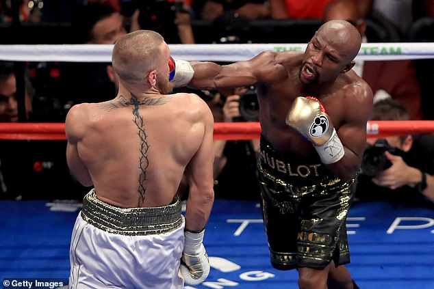 Mayweather was the last fight in August 2017 when he defeated Conor McGregor