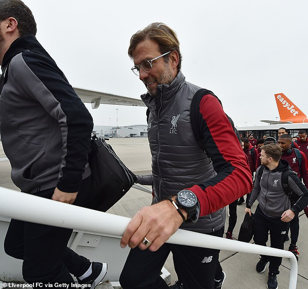 Jürgen Klopp has given the reasons why he has left one of his summer submissions at home