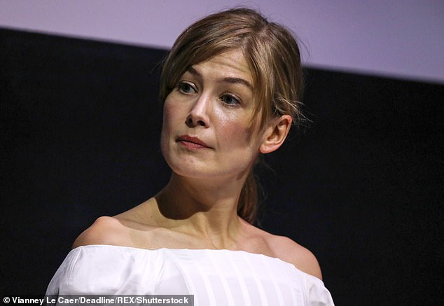 Hitlist: In preparation for their movie Gone Girl, the two-time mother of 39, who was packed at high-intensity intervals, jumped and ran