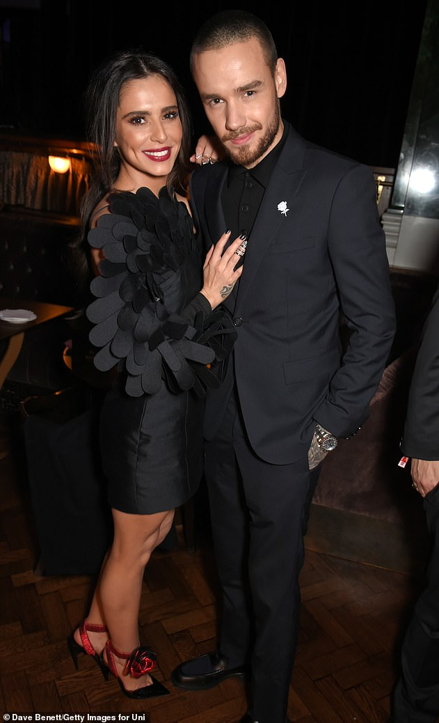 It's over: Cheryl claims her new music is about 'anyone', not Liam