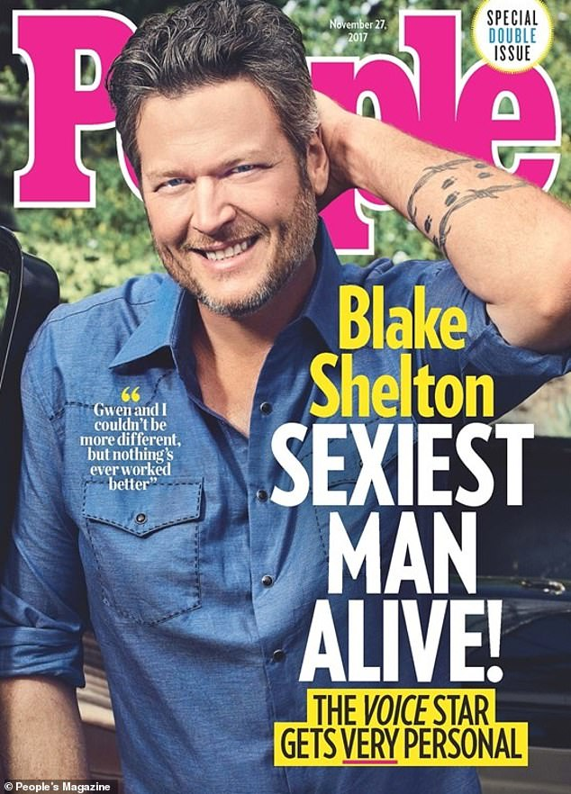 Country Boy: The star takes on Blake Shelton, who won the coveted title of the previous year, much to the surprise of many