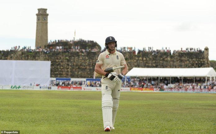 The fort provides an impressive backdrop for bats being rejected, even though Jos Buttler does not rate this fact correctly