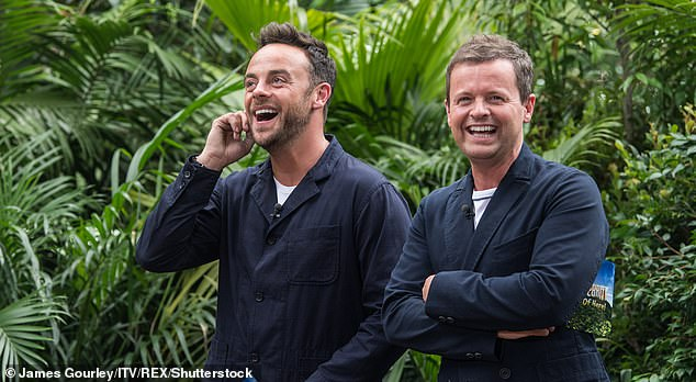 New series: Holly will front I'm A Celebrity alongside Declan Donnelly - it will be the first series of the reality show not to be presented by Ant McPartlin in 16 years as he takes a break from TV