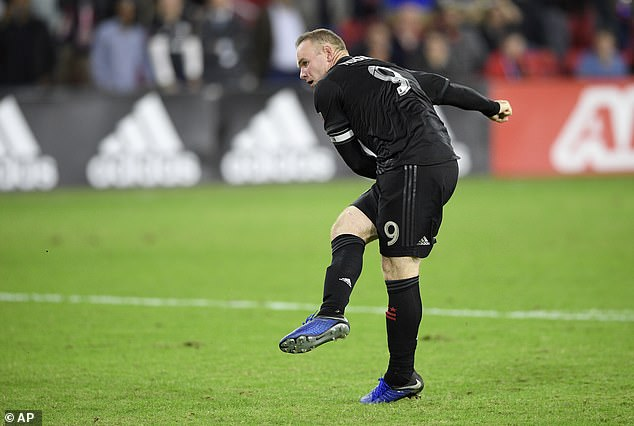 FA officials had been in a panic since the news leaked out to give Rooney a farewell match