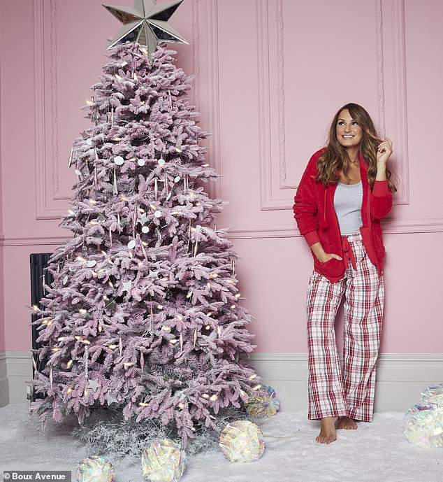 Just in time for Christmas: The #BouxEverAfter Christmas Campaign is now available in stores and online