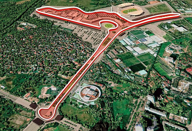 Formula 1 has confirmed that the Vietnam Grand Prix will be included in the calendar from 2020