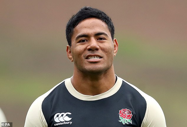 The collegiate center Manu Tuilagi (pictured) is fit for England again and offers tough competition