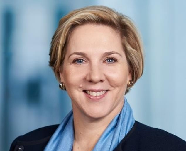 Robyn Denholm (pictured) will have the task of overseeing Musk who remains as CEO after she was announced as the new chair today