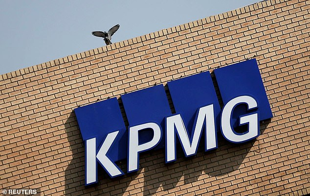 KPMG is one of the 'Big Four' accountancy firms in the United Kingdom - along Deloitte, Ernst & Young (E&Y) and PricewaterhouseCoopers (PwC)