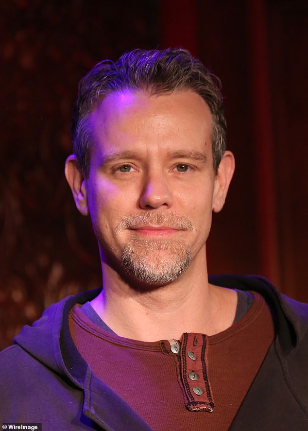 Adam Pascal (pictured) will be joining the cast ofThe Best Of . . . Rock Musicals, hosted by Tim Rice at the Eventim Apollo in Hammersmith, West London on May 12, 2019