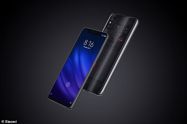 The Mi 8 Pro, which launches in the UK today, includes a fingerprint sensor built into the 6.2in AMOLED screen, and dual 12-megapixel rear cameras and uses the Snapdragon 845 processor