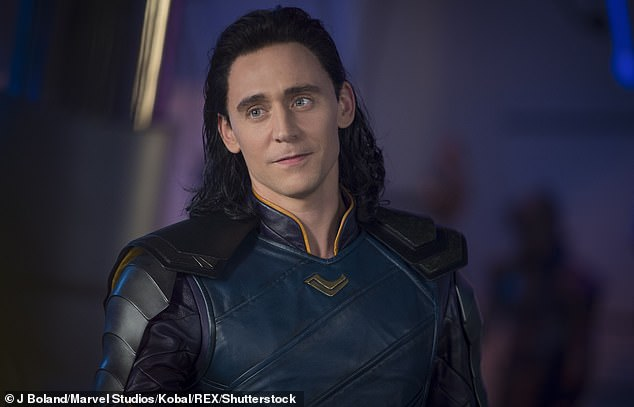 British actor Tom Hiddleston, here in Thor: Ragnarok, will play in a new series about the Disney daughter Marvel Entertainment comic Loki