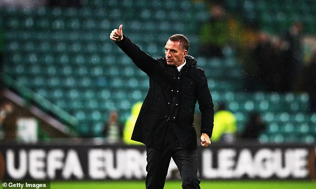 Rodgers accepts the West Lothian club
