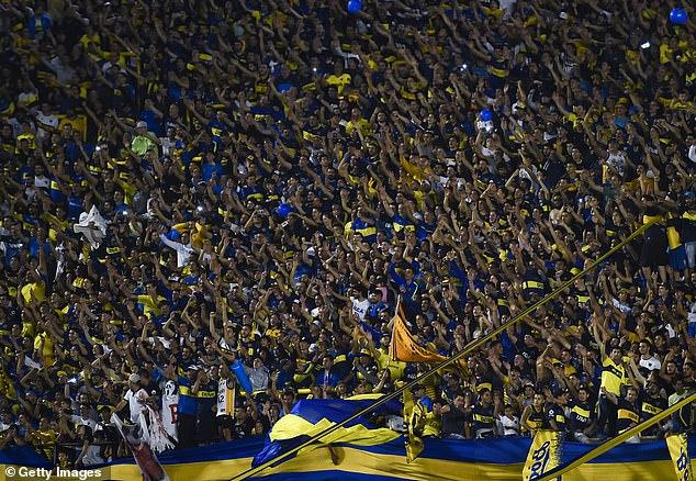 The final of the Copa Libertadores will take place on November 10th in La Bombonera