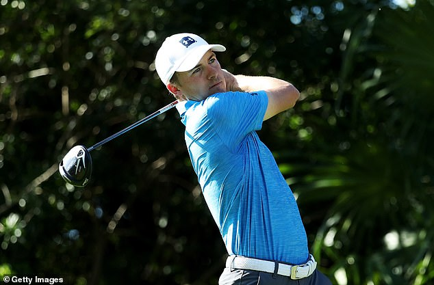 Three-time major winner Jordan Spieth missed the cut in his final event of the year