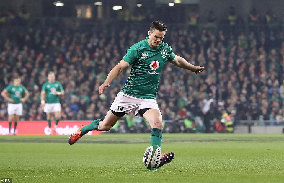 Sexton proved to be an influential figure as Ireland prevailed in Dublin against Argentina