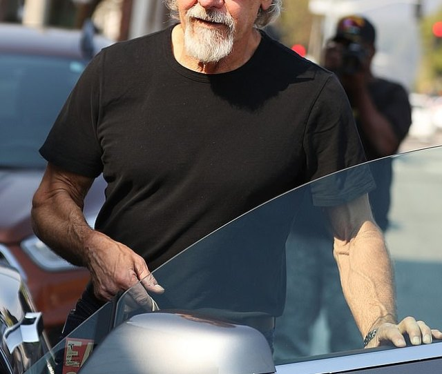 Great Shape Harrison Ford Still Looks To Be In Great Shape At The Age Of