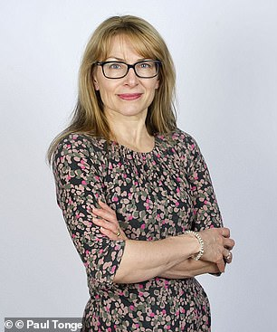 Dr. Jenni Byrom, 44, takes evening primrose oil for premenstrual symptoms
