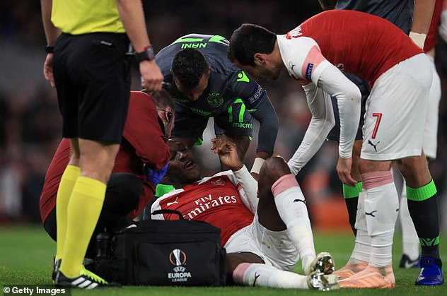 A potentially season-ending injury to Danny Welbeck means Arsenal may need a new striker