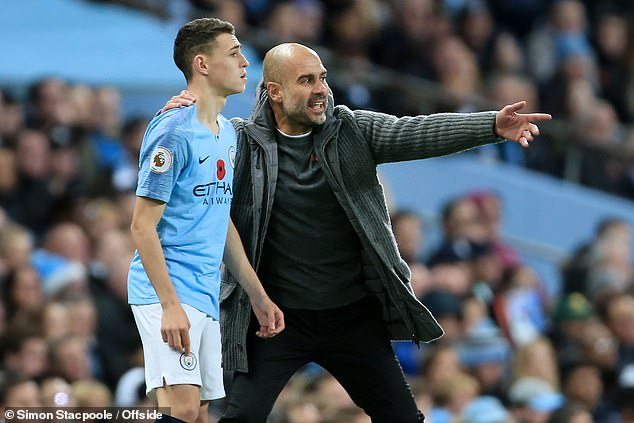 Phil Foden is set to put pen to paper on a new deal at Manchester City this month