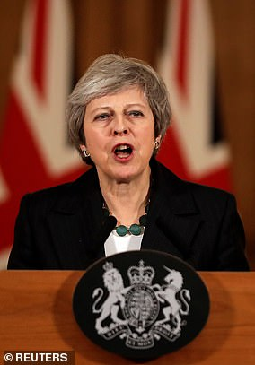 Brexiteers have attempted a coup against Theresa May