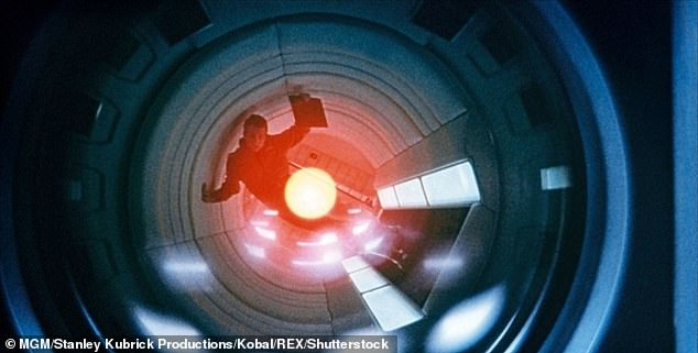 In the movie, HAL 9000 is the artificial intelligence controlling the nuclear-powered Discovery One spaceship
