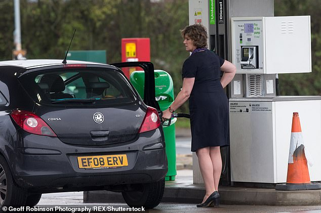 The reductions are in response to falling wholesale prices. For diesel drivers, this is the first time the fuel has fallen below £1.30 a litre for three months