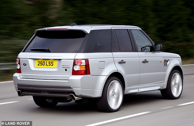 Expensive to buy and to repair: Warranty Wise says the Range Rover Sport is the most unreliable used car