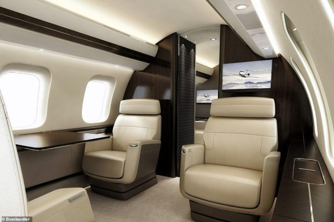 Bombardier's Global 7500 aircraft is the recipient of a 2018 Red Dot Award for Product Design