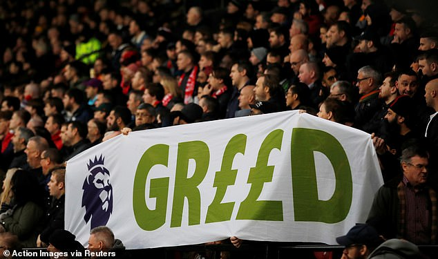 Liverpool fans met at the Scudamore received