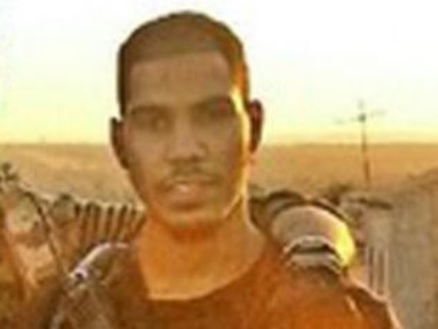 Choukri Ellekhlifi (pictured) is also among the jihadists allegedly linked to the London mosque