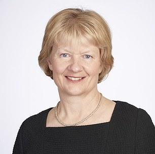 BTG boss Dame Louise Makin