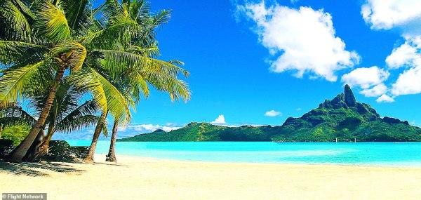 beaches in world