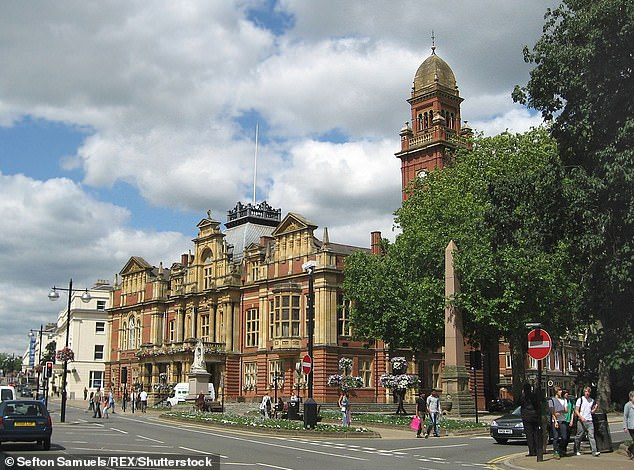 Last year's happiest place to live was Leamington Spa, which finished fifth overall this year