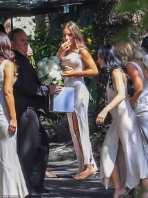 Snezana Markoski Weds Sam Wood In Stunning Byron Bay