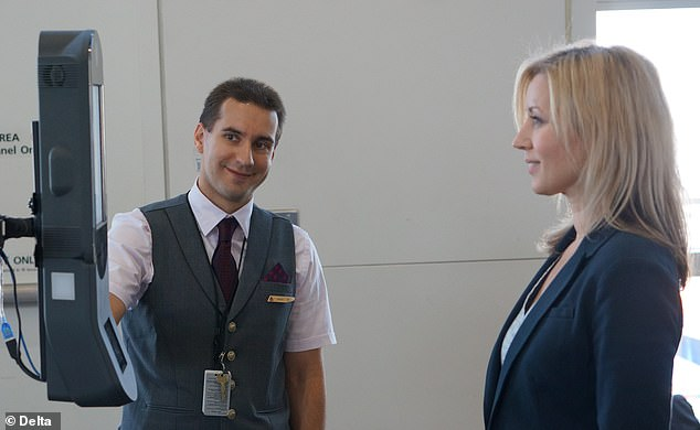 The 90-day test will only affect flights in LAX's Terminal 4. The pilot program, which launched on Wednesday, came about as a result of partnership with digital security company Gemalto.