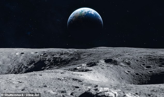 Russia will establish a moon colony by 2040, the federal space agency announced. According to the agency, getting a human-crewed landing to set up a lunar base is the top priority (stock)
