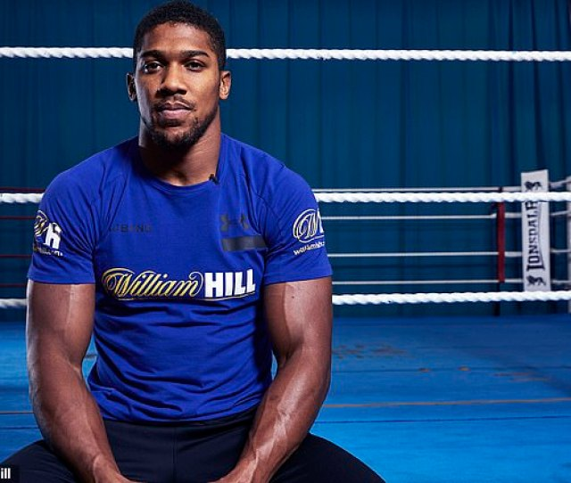 Anthony Joshua Has Backed Deontay Wilder To Defeat Tyson Fury In Their Heavyweight Bout