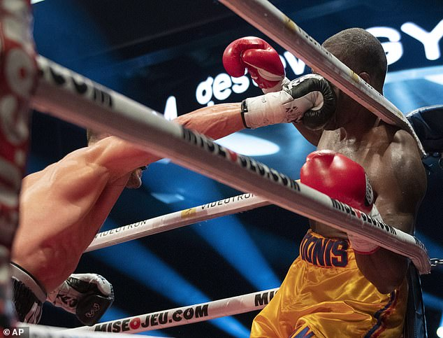 The 41-year-old was knocked out in the 11th round in Quebec City on Saturday night byUkrainian Oleksandr Gvozdyk
