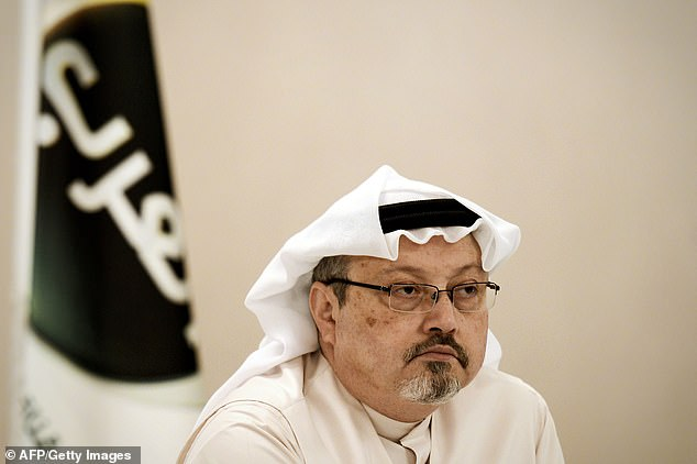 Murder: Journalist Jamal Khashoggi was killed during a visit to the Saudi consulate to obtain marriage-related paperwork on October 2