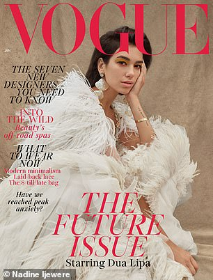 Interview:See the full feature in the January issue of Vogue, available on digital download and newsstands on Friday 7th December