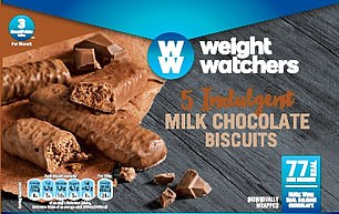 Fact: With 12.1g saturated fat per 100g these are high fat — and nutritionally similar to a regular chocolate digestive