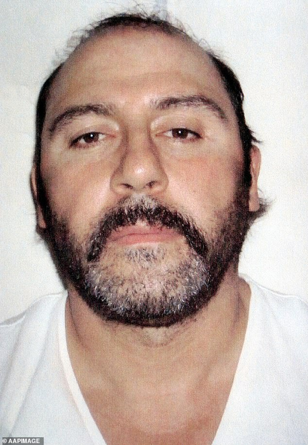 Informer 3838 claimed she convinced a gangland goon to squeal on Williams all the while being pressured by the crime boss, and drug lord Tony Mokbel (pictured), to keep the snitch quiet