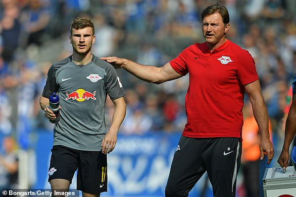 Hasenhuttl left RB Leipzig after a fallout with Ralf Rangnick - but the fans love him