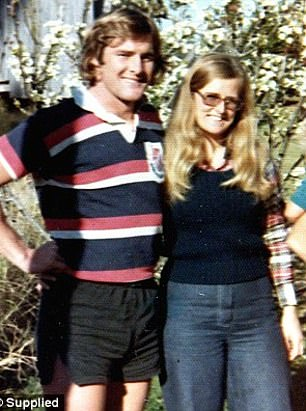 Chris Dawson met Lynette Simms when he was at Sydney Boys High and she was at the adjacent Sydney Girls High