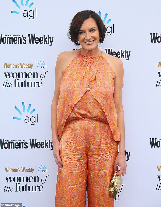 Clarification: Cassandra told Daily Mail Australia on Wednesday that she was not referring to her ex-husband's new wife, but wasinstead talking about motherhood generally