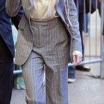 Amber Heard's Style in New York City
