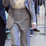 Amber Heard's Style in New York City