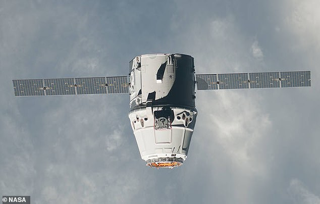 Sensors onboard the ISS designed to measure ozone molecules and aerosols in Earth's atmosphere.