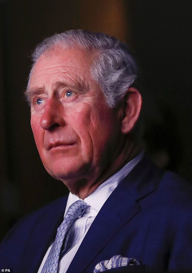 The Prince of Wales, pictured at the BFI this morning, has signed up as a guest of Private Passions, discussing his love of music, it was revealed today